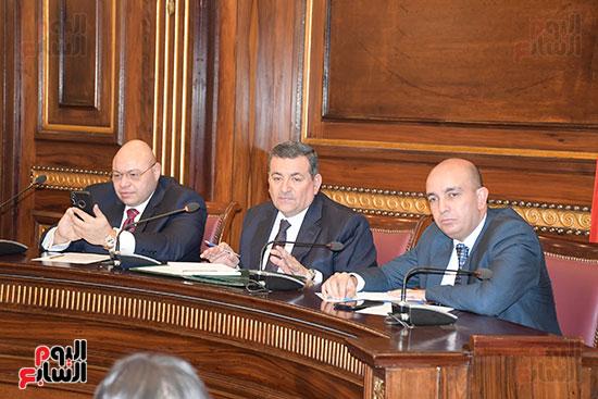 اجتماع لجنة الثقافة والأثار بمجلس النواب  (2)