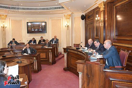 اجتماع لجنة الثقافة والأثار بمجلس النواب  (4)
