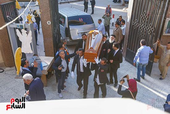 جنازه سمير سيف (4)