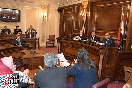 اجتماع لجنة الثقافة والأثار بمجلس النواب  (5)