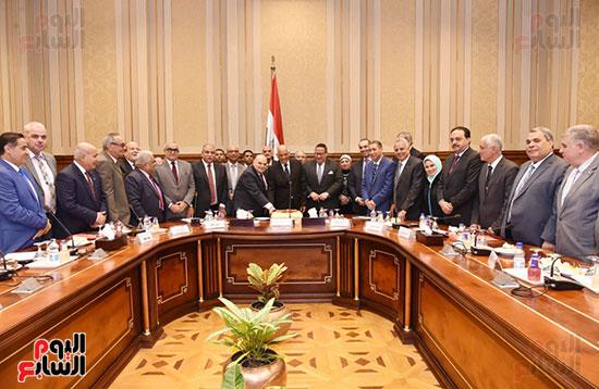 لجنة الدفاع والامن القومي (9)
