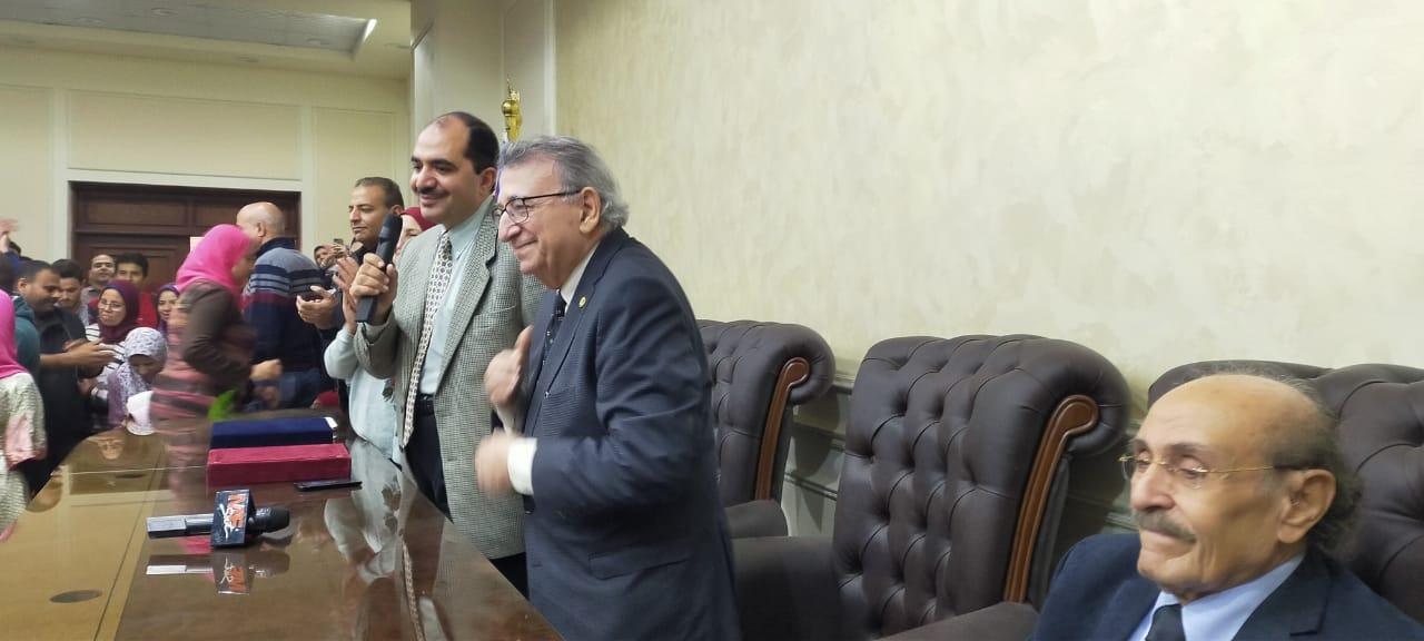 ندوة كلية العلوم جامعة عين شمس  (6)