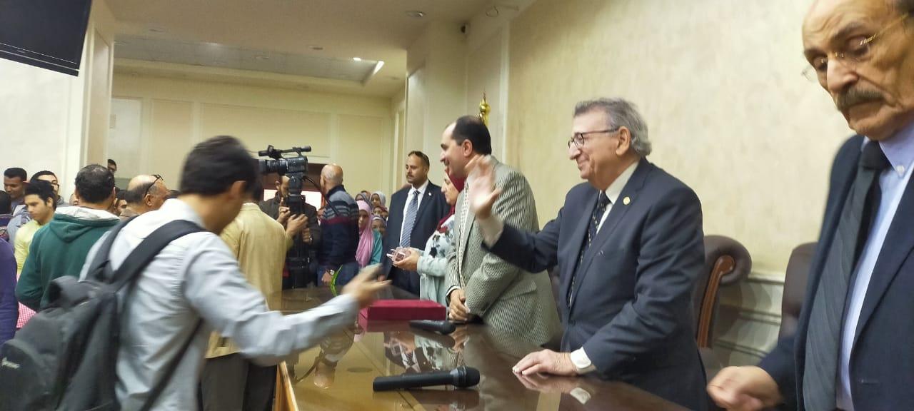 ندوة كلية العلوم جامعة عين شمس  (7)