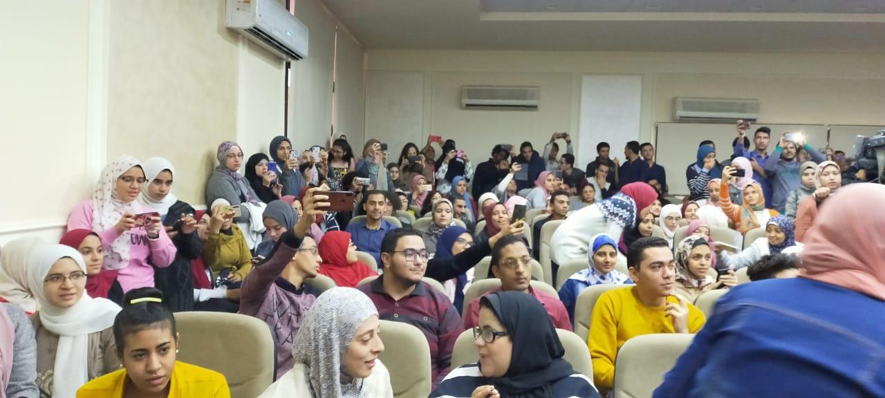 ندوة كلية العلوم جامعة عين شمس  (9)