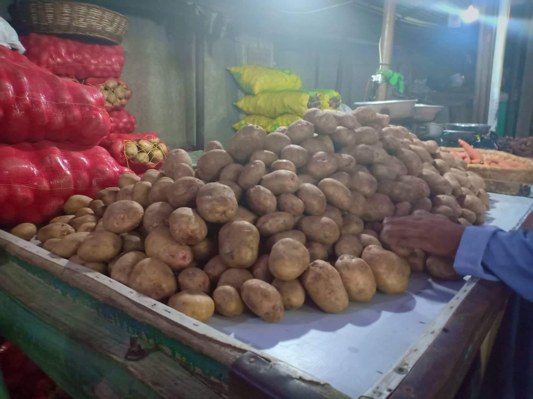 الخضروات بأسواق القليوبية بعد انخفاضها (4)