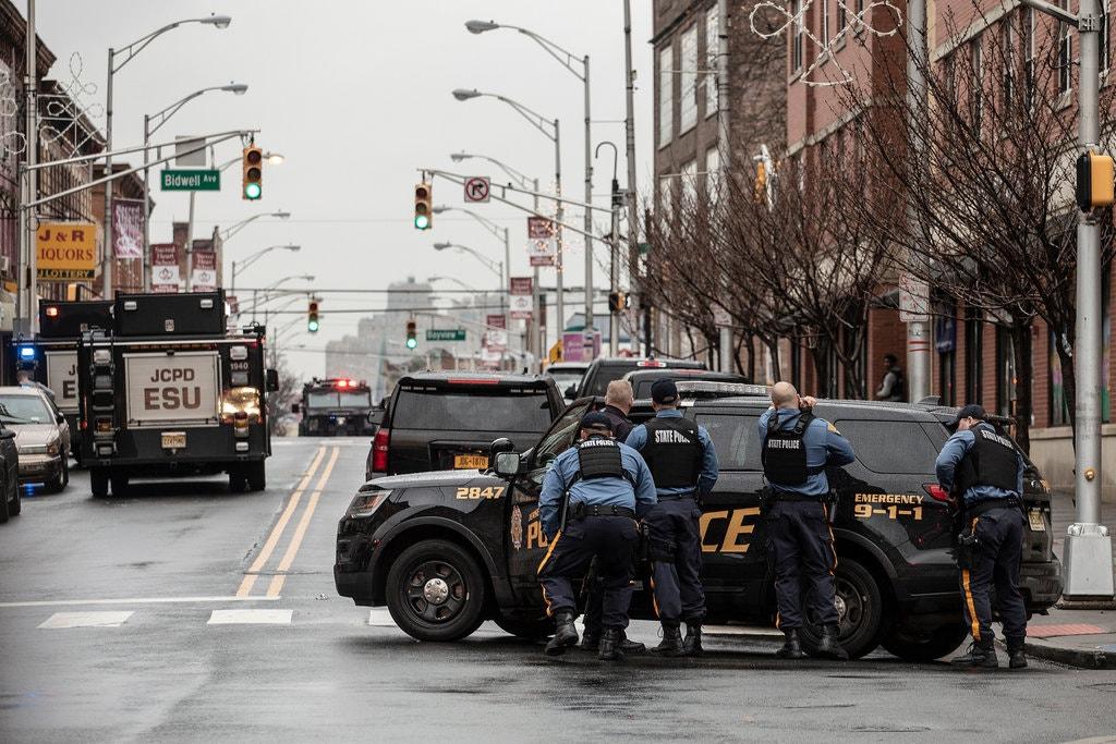 قوات الشرطة الأمريكية