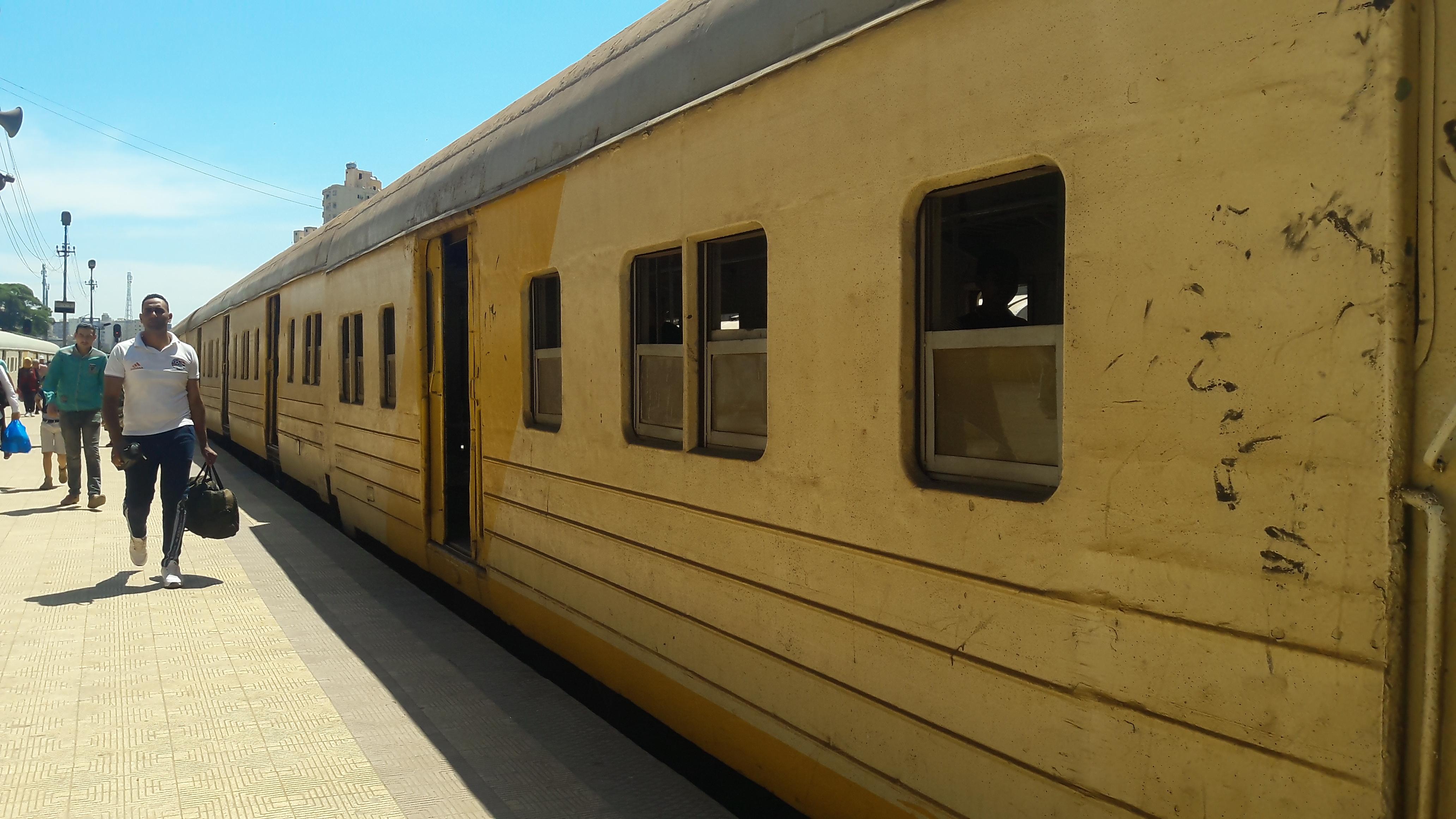 قطار ابو قير (9)