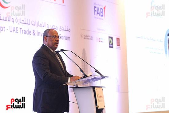 منتدي الأعمال الإماراتي المصري (37)