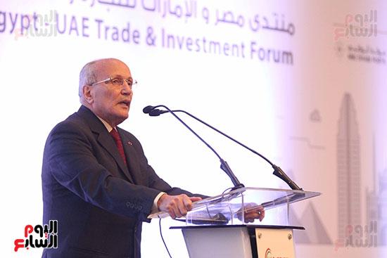 منتدي الأعمال الإماراتي المصري (39)