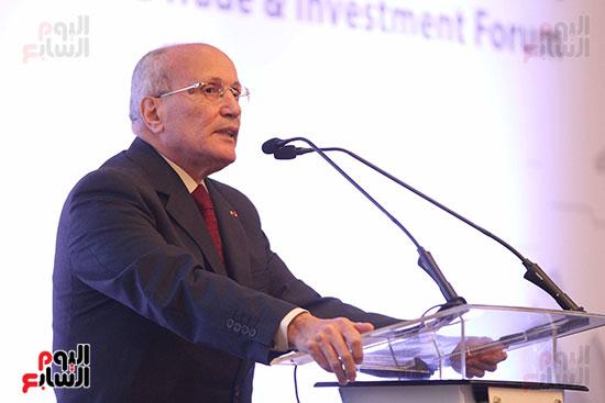 منتدي الأعمال الإماراتي المصري (24)