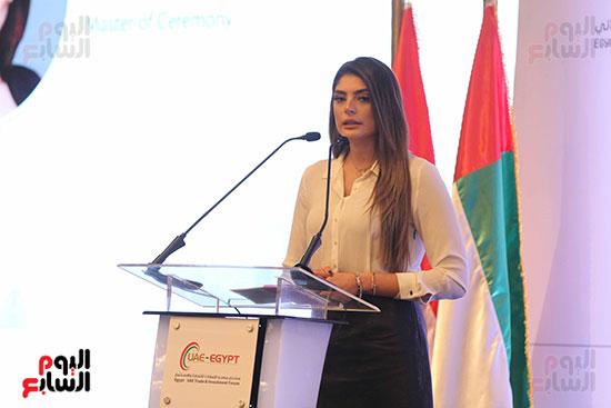 منتدي الأعمال الإماراتي المصري (28)
