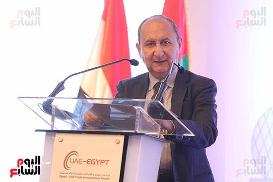 منتدي الأعمال الإماراتي المصري (8)