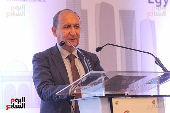 منتدي الأعمال الإماراتي المصري (23)