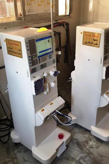 طالب بطب الزقازيق تبرع وزملاؤه لشراء 5 أجهزة غسيل كلوى للمرضى (9)