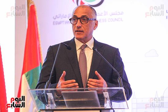 منتدي الأعمال الإماراتي المصري (41)