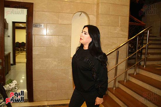 عزاء المخرج سمير سيف (29)