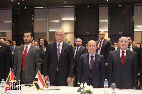 منتدي الأعمال الإماراتي المصري (12)