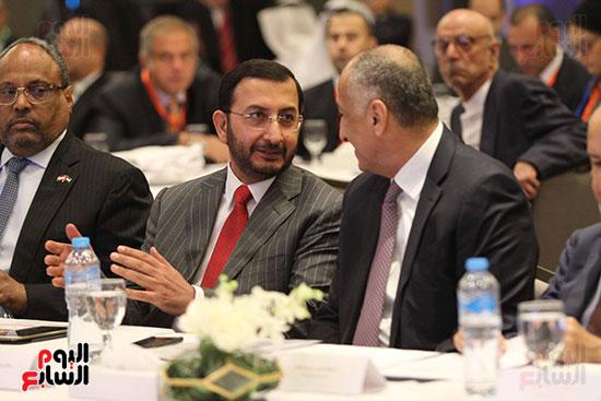 منتدي الأعمال الإماراتي المصري (21)