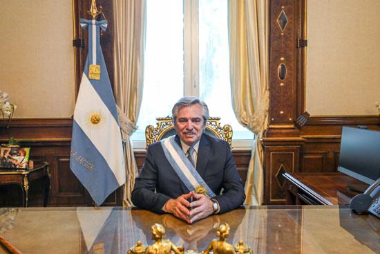 Alberto Fernandez, President of Argentina
