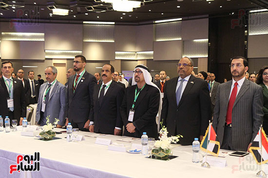منتدي الأعمال الإماراتي المصري (4)