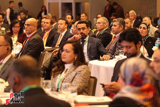 منتدي الأعمال الإماراتي المصري (14)