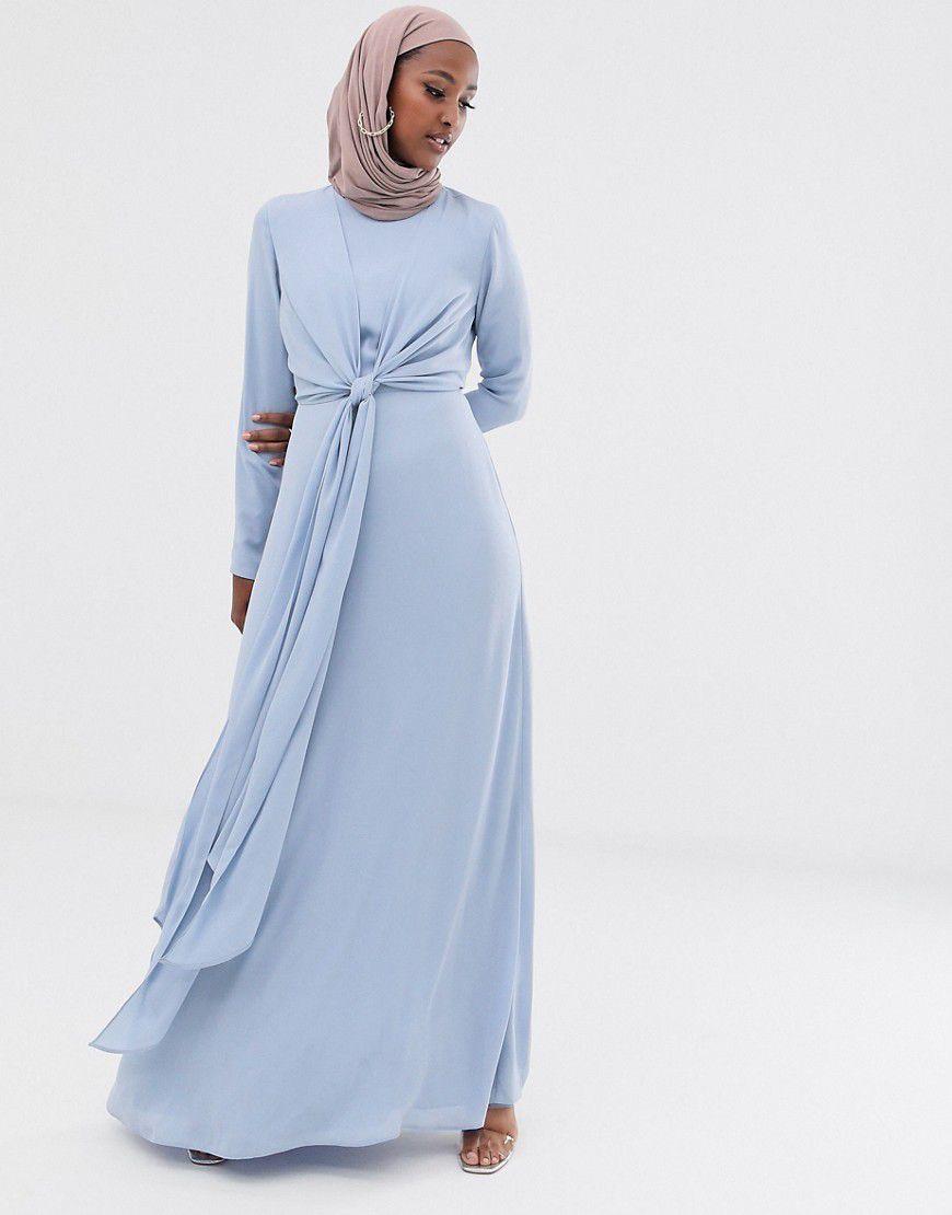 فستان للمحجبات