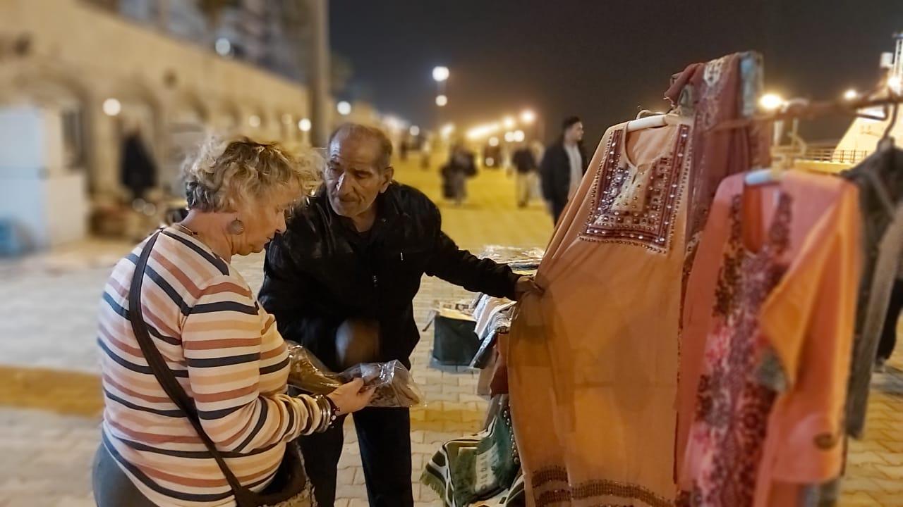 ميناء بورسعيد السياحى يستقبل 1125 سائح من جنسيات مختلفة (10)