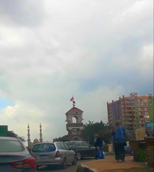 هطول أمطار غزيزة بالشرقية (3)