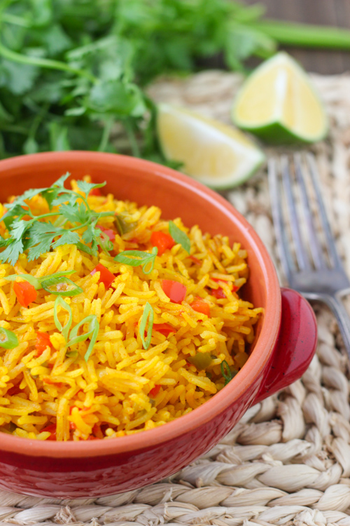 طريقة عمل الأرز