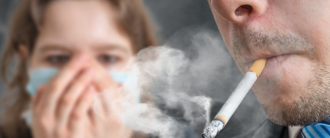 امتنع عن التدخين