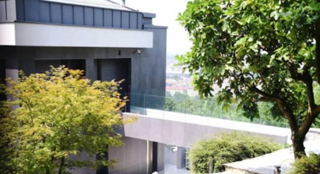 منزل رونالدو فى مدينة تورينو