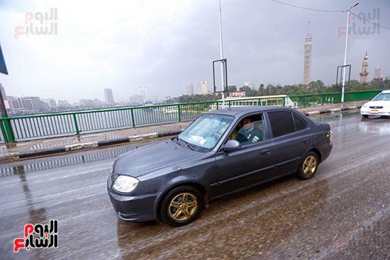 أمطار على القاهرة والجيزة (4)