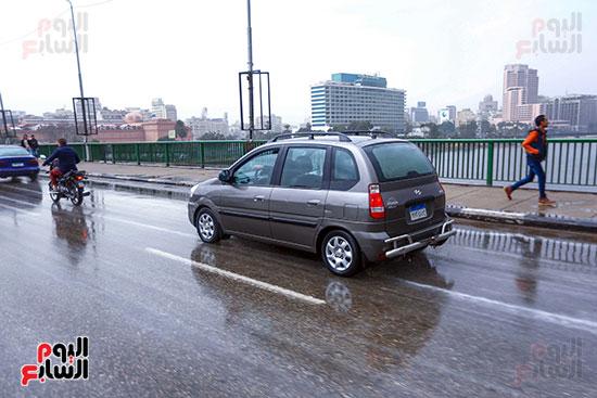 أمطار على القاهرة والجيزة (5)