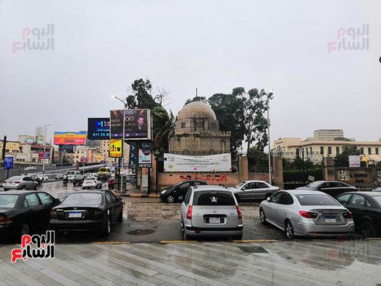امطار القاهرة (13)
