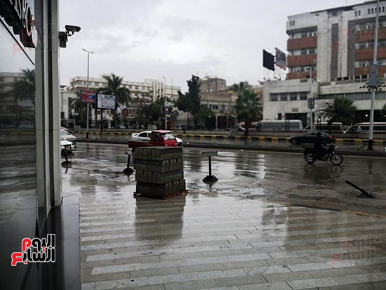 امطار القاهرة (3)