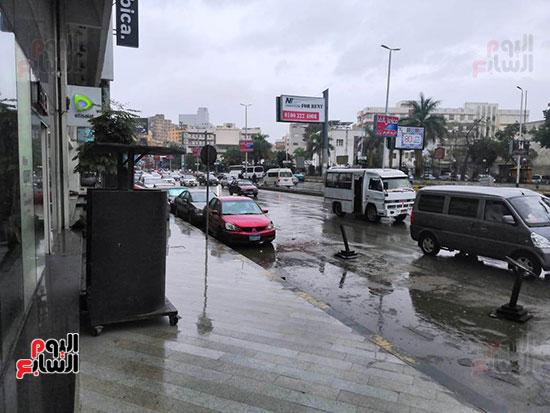 امطار القاهرة (7)