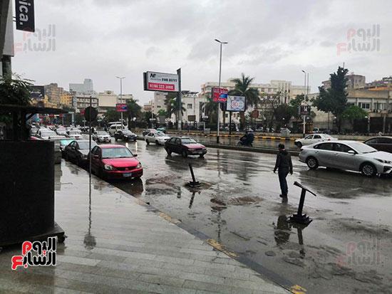 امطار القاهرة (8)