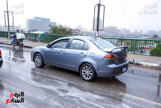 أمطار على القاهرة والجيزة (3)
