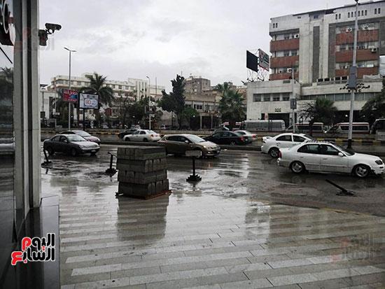 امطار القاهرة (12)