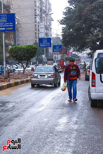 أمطار على القاهرة والجيزة