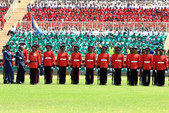 كينيا تحتفل بيوم الاستقلال