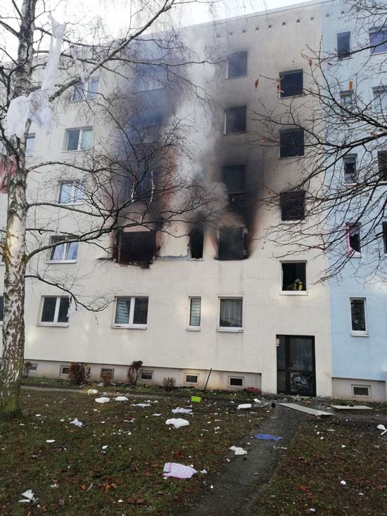انفجار ألمانيا (2)
