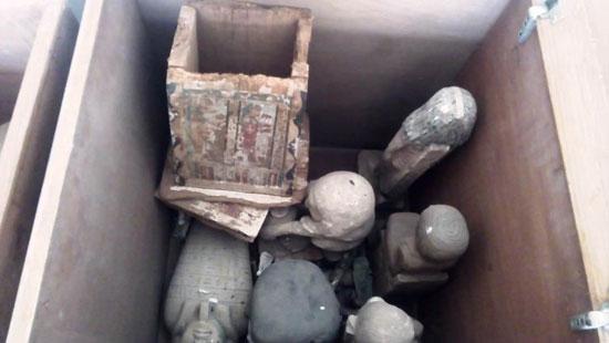 تفاصيل واقعة ضبط آثار داخل مركز غسيل كلوى ببنى سويف (2)