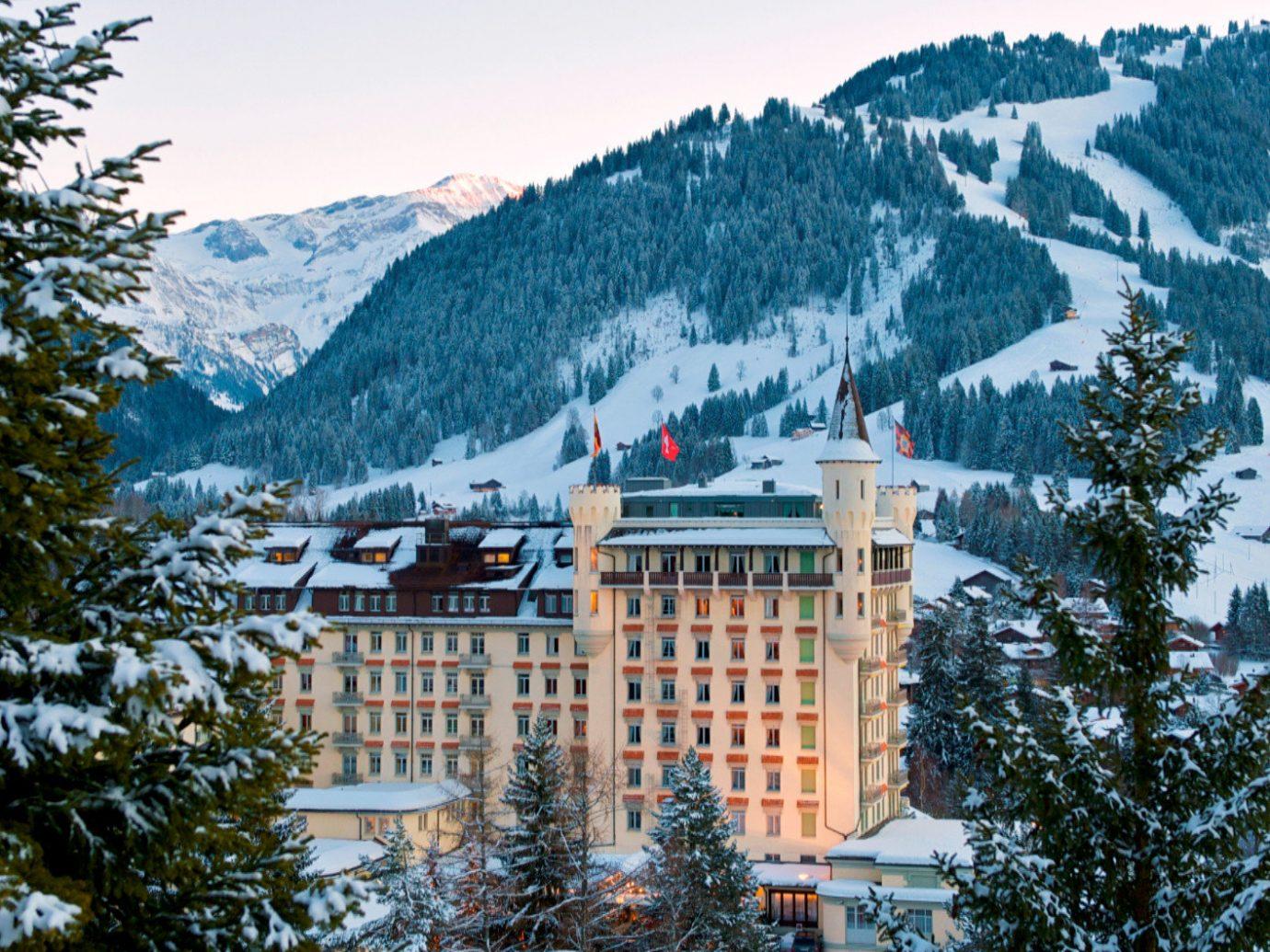 رية Gstaad السويسرية