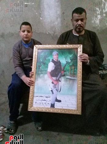 مأساة أسرة بسوهاج (1)
