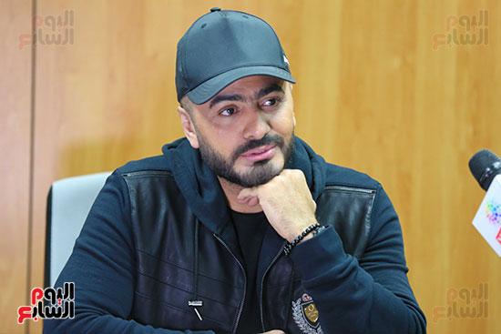 ندوة تامر حسني (6)