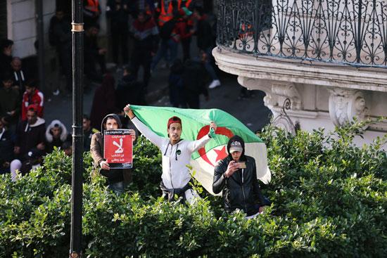 رفض للانتخابات الرئاسية بالجزائر