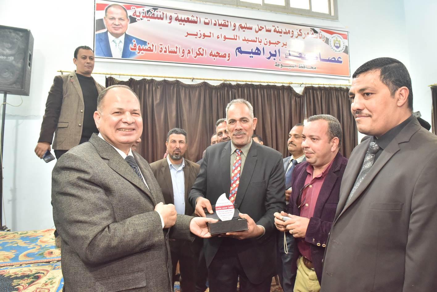 احتفالية مسابقة أجمل قرية بساحل سليم  (5)
