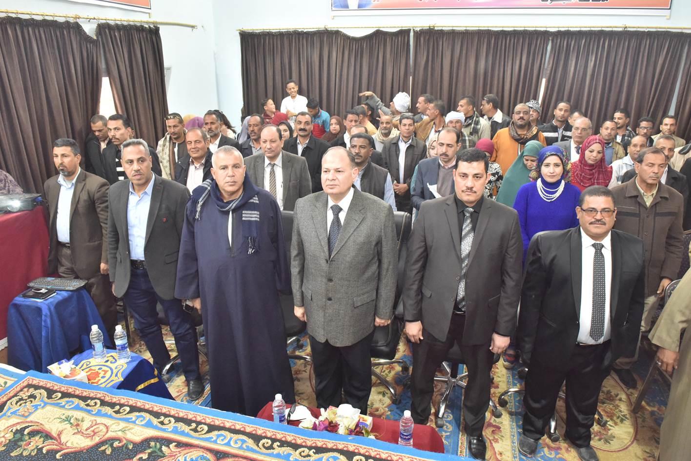 احتفالية مسابقة أجمل قرية بساحل سليم  (1)