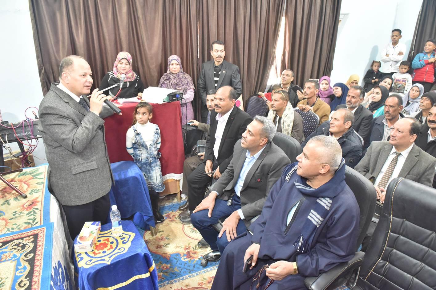 احتفالية مسابقة أجمل قرية بساحل سليم  (3)